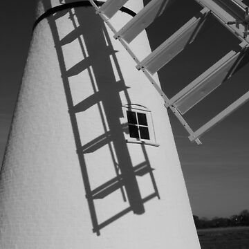 Thurne Mill by wahboasti