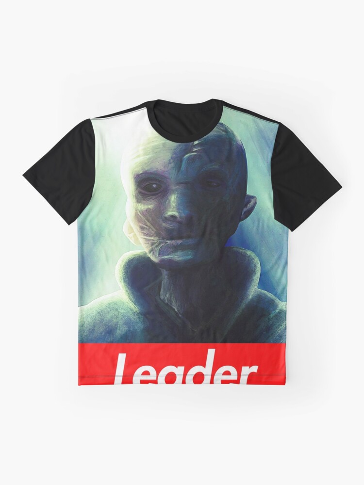 d10bcd8dd48f Alternate view of the SUPREME Leader Graphic T-Shirt