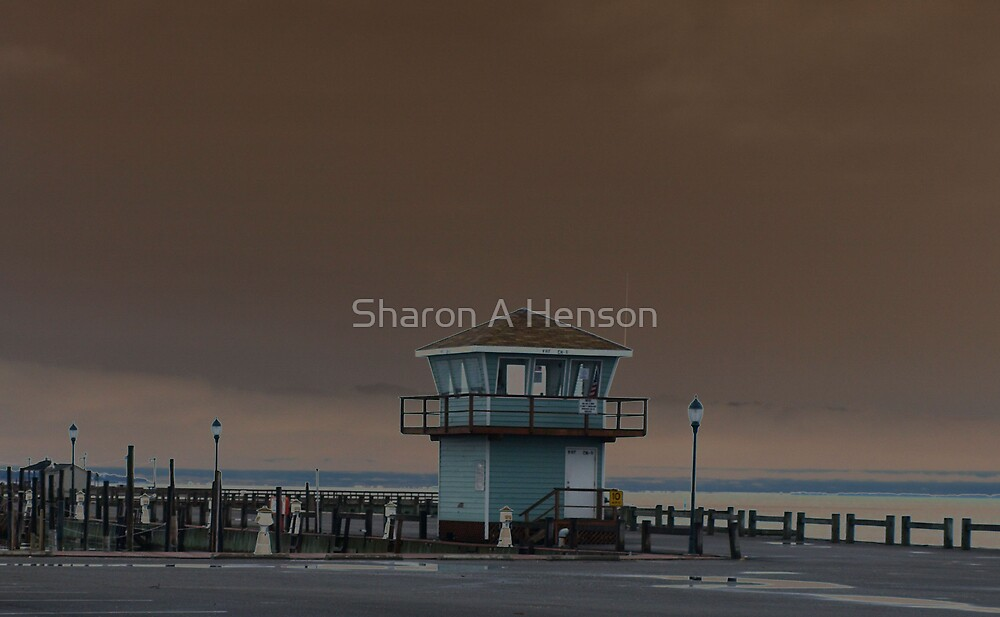 WATCH TOWER by Sharon A. Henson