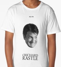 Crichard Rastle - Castle Long T-Shirt