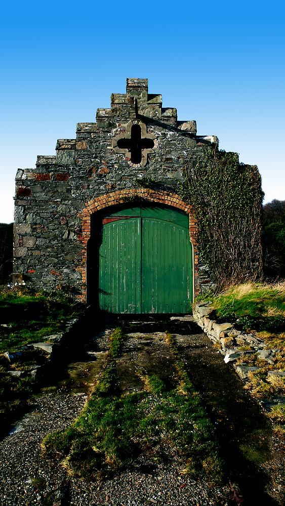 Castleward Boathouse Strangford by ragman