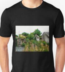 Another abandoned cottage - Donegal, Ireland Unisex T-Shirt