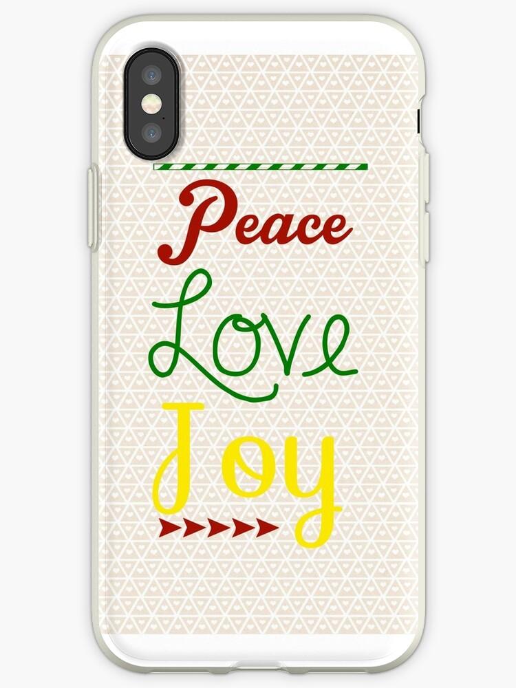 Peace love Joy by FrostFairy