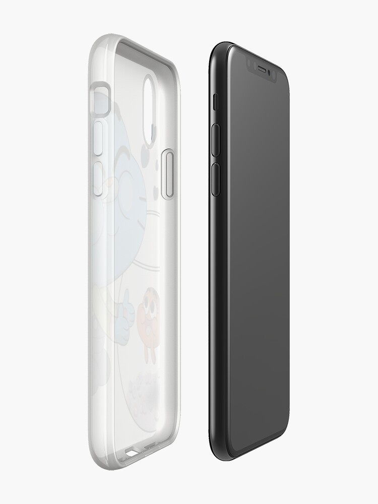 Vista alternativa de Funda y vinilo para iPhone Bro abrazos!