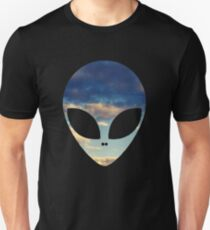 Aliens in the sky T-Shirt