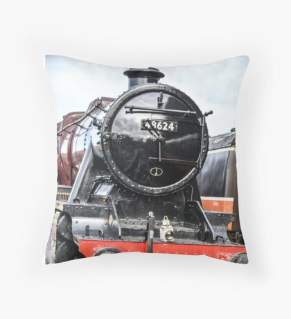 Engine 48624   Throw Pillow
