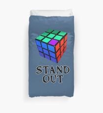 Stand Out Duvet Cover