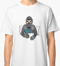 Modern Knight Owl Classic T-Shirt