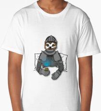 Modern Knight Owl Long T-Shirt