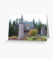 Gatehouse Greeting Card