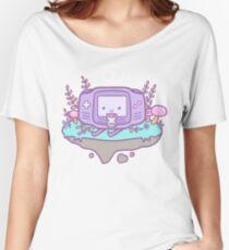 Cutie Gamer Women's Relaxed Fit T-Shirt