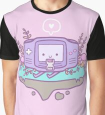 Cutie Gamer Graphic T-Shirt