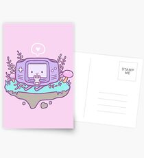 Cutie Gamer Postcards