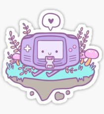 Cutie Gamer Sticker