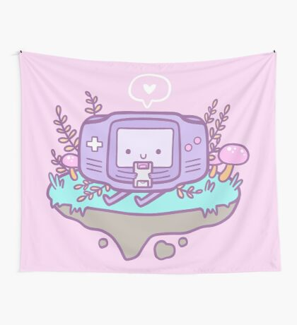 Cutie Gamer Wall Tapestry