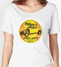 Milner's Speed Shop Women's Relaxed Fit T-Shirt
