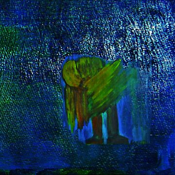 TIRED ANGEL by gabbytary