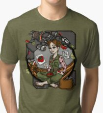Kaylee's Bunk Tri-blend T-Shirt