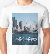 SOL SEATTLE WHEEL Unisex T-Shirt