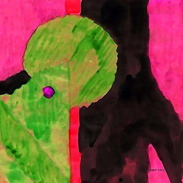ART DECO by gabbytary