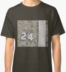 24 on the ground Classic T-Shirt