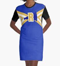 Riverdale Vixens Cheerleaders Graphic T-Shirt Dress