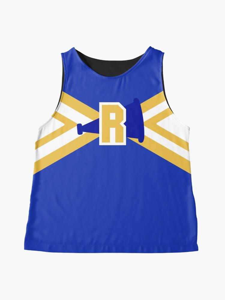 Alternate view of Riverdale Vixens Cheerleaders Sleeveless Top