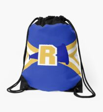 Riverdale Vixens Cheerleaders Drawstring Bag