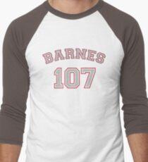 Barnes 107 Men's Baseball ¾ T-Shirt