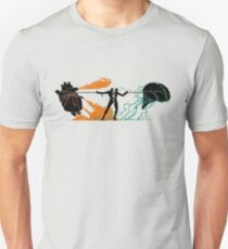 Heart and Brain Fight T-Shirt