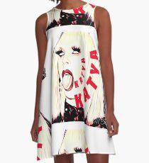Katya, A-Line Dress