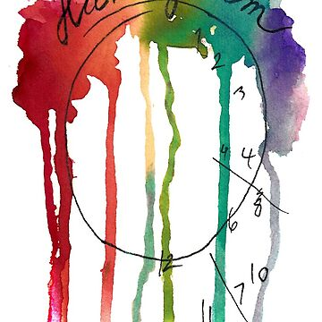 Hannigram Rainbow by reketrebn13