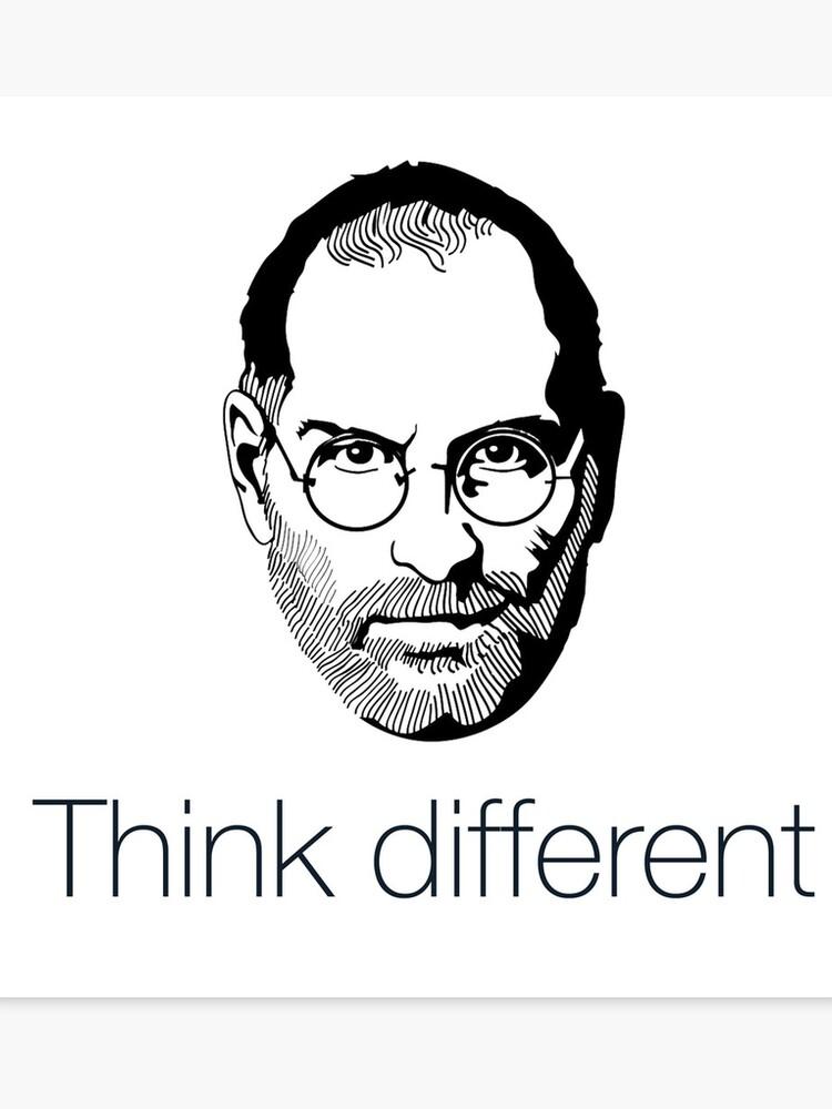 0350ddacc65 Apple's Steve Jobs - Think Different