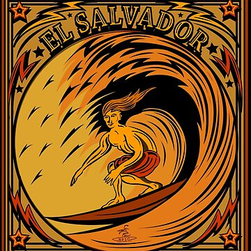 EPIC SURF DESIGNS SURF EL SALVADOR by theoatman