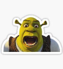 Shrek! Sticker