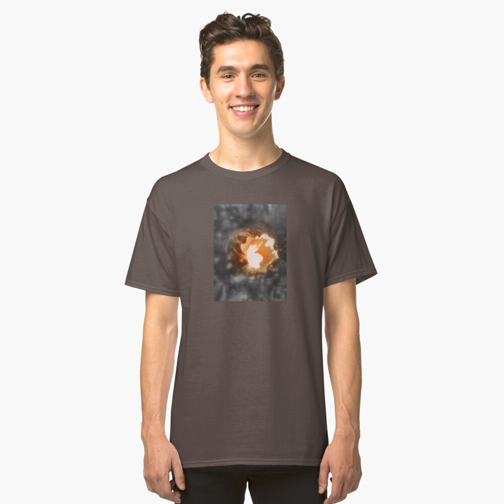 old-fashioned roses by Fox Creek & Columbia River 10 Classic T-Shirt