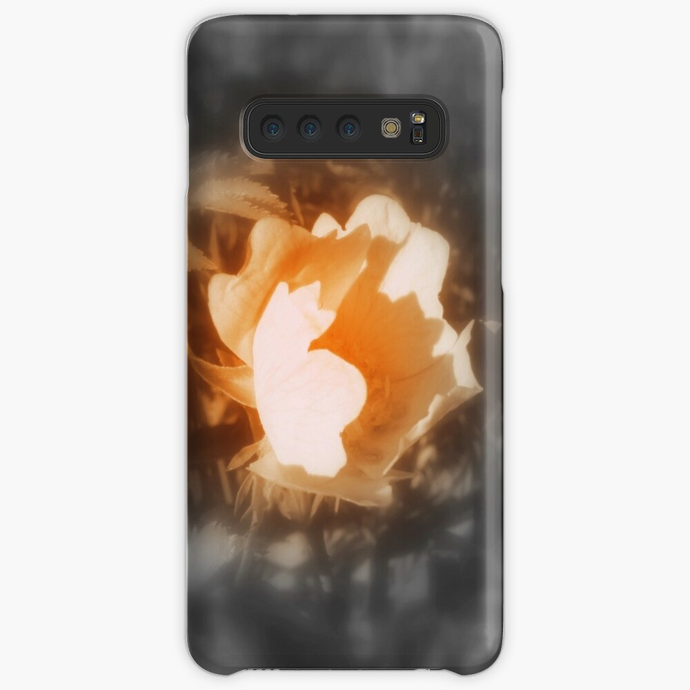 old-fashioned roses by Fox Creek & Columbia River 10 Case & Skin for Samsung Galaxy