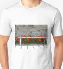 The tulip  bench T-Shirt