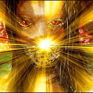 eye's of a peaceful soul 34 by Legendbia