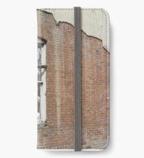 Metropolis Crumbles iPhone Wallet/Case/Skin
