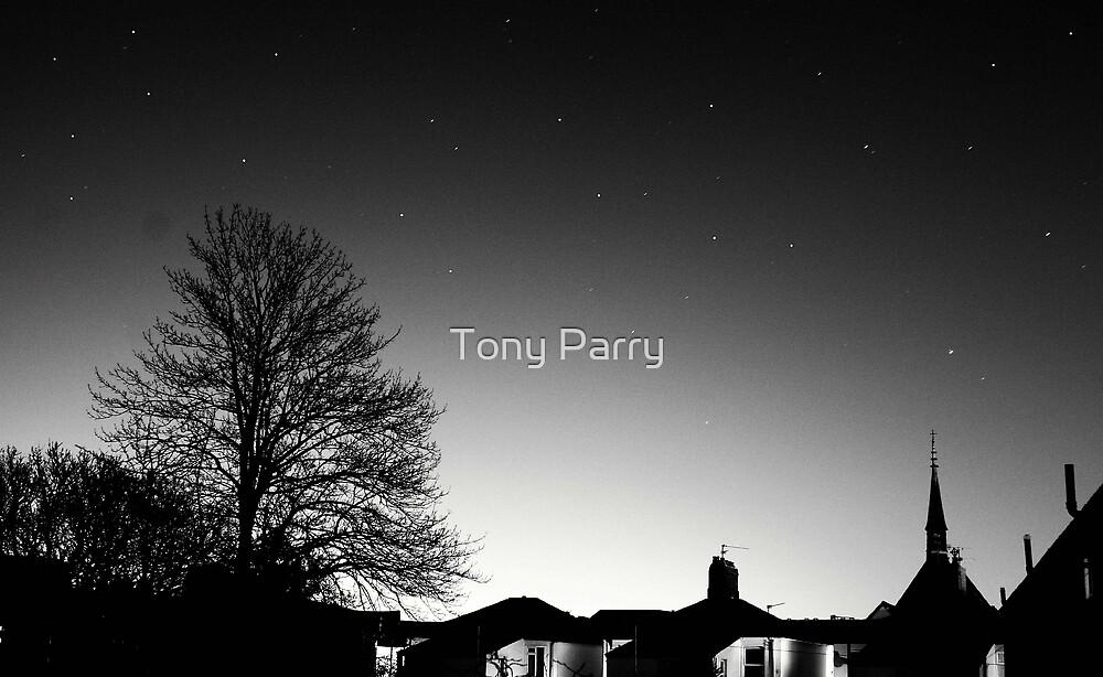 URBAN SKY AT NIGHT 2 by Tony Parry