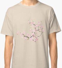 cherry blossom flowers Classic T-Shirt