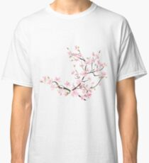 cherry blossom flowers Classic T-Shirt