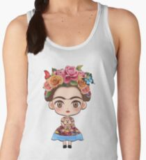 Frida Kahlo Funny T-Shirt Women's Tank Top