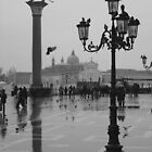 Rainy day in Venice by Nicholas Averre