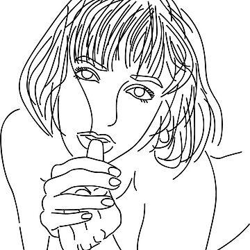 Irene Noren by terrydude