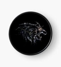 Dire Wolf Clock