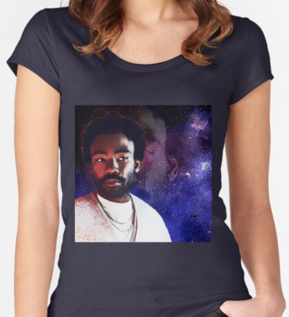 Godbino Fitted Scoop T-Shirt