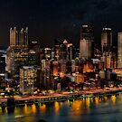 Nights in Pittsburgh by Mark Bolen