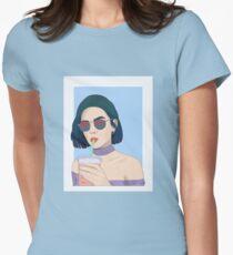 Camiseta entallada para mujer Lucy Hale